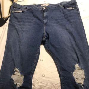 Denim - ASOS brand skinny jeans